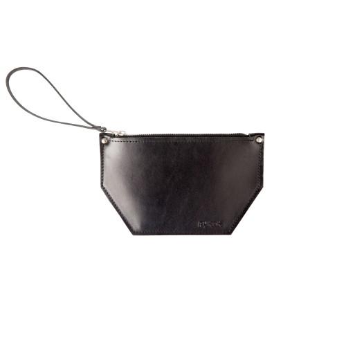 EVELINE wallet || black+black